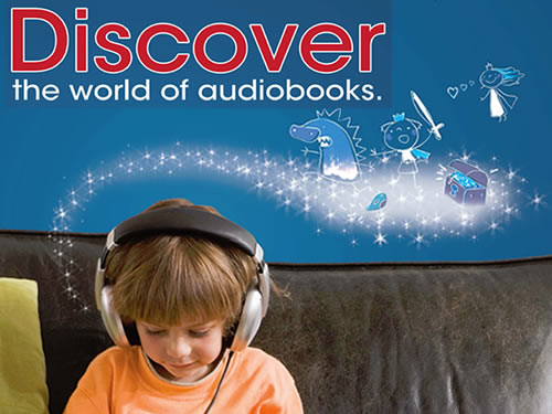 Kids eAudioBooks